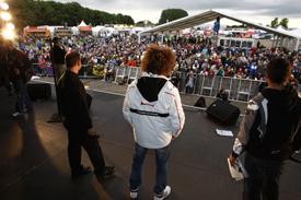 Simoncelli had a huge following among MotoGP fans