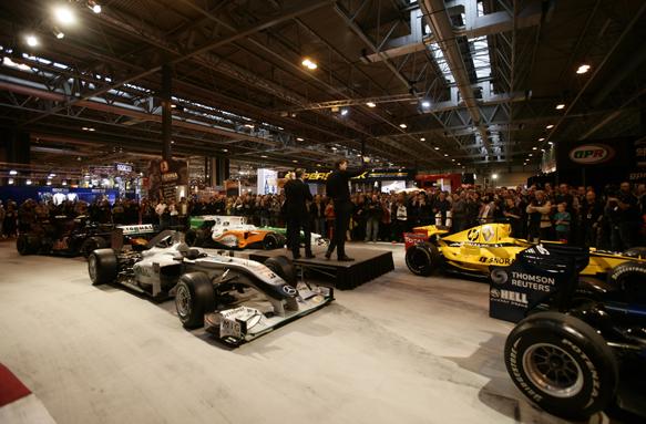 Mercedes Autosport International 2011