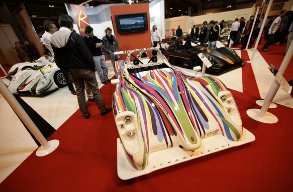 Radical Autosport International 2011