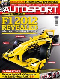 AUTOSPORT cover 020212