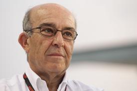 Carmelo Ezpeleta is steering MotoGP's course