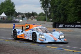 Gulf Lola-Nissan, Le Mans 2012
