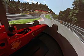 AUTOSPORT's ride around Spa