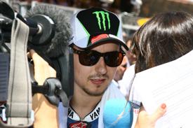 Yamaha was determined not to let Honda snaffle Lorenzo