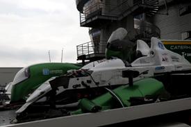 Eric Lux Greaves Zytek-Nissan Le Mans 2013