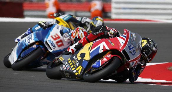 Scott Redding Moto2 2013