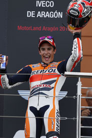 Marc Marquez MotoGP 2013