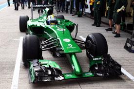 Caterham F1 2014