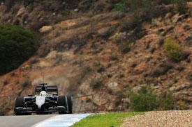 Felipe Massa F1 Williams 2014