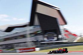 Daniel Ricciardo, British GP practice 2014