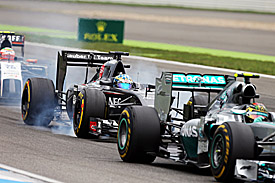 Two-tier F1 is already there, so why not help smaller teams?