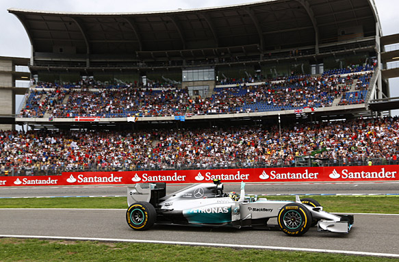 F1: Boss of Hockenheim gives up on trying to save 2015 German GP - F1 news - AUTOSPORT.com