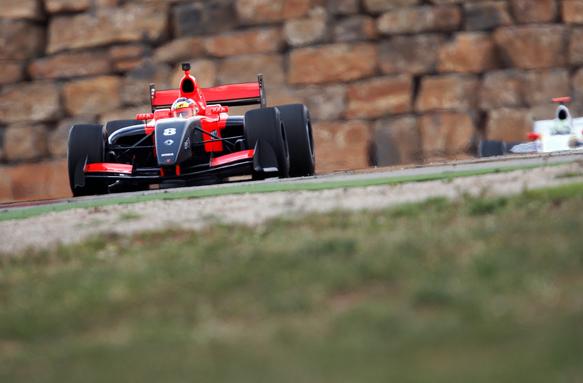 Bianchi, FR3.5, Aragon