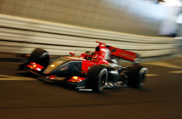 Bianchi, FR3.5, Monaco