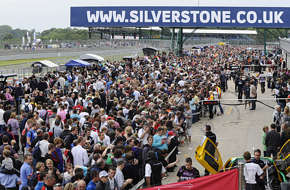 World Series by Renault Silverstone