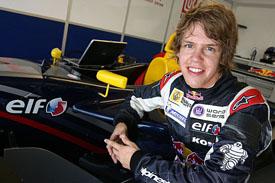 Sebastian Vettel, World Series by Renault 2007