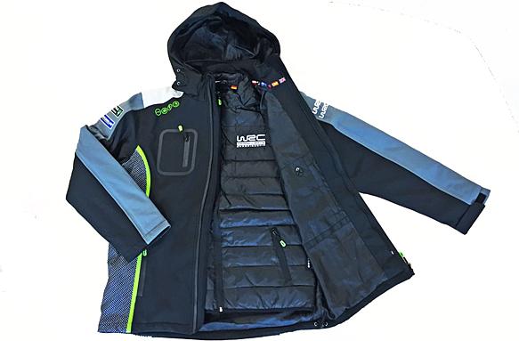 WRC jacket