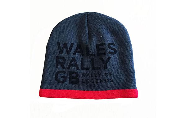 Rally GB beanie hat