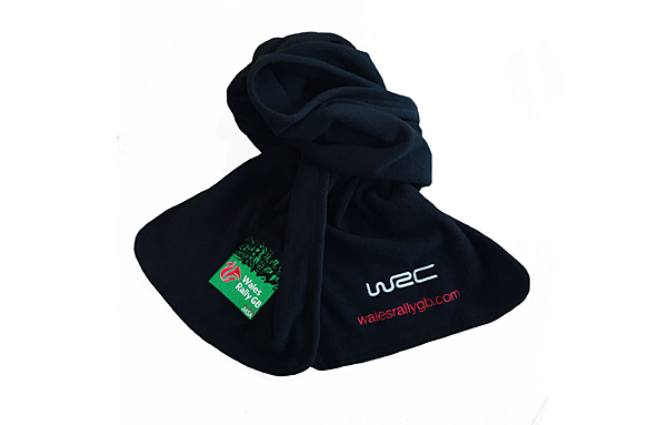 Rally GB scarf