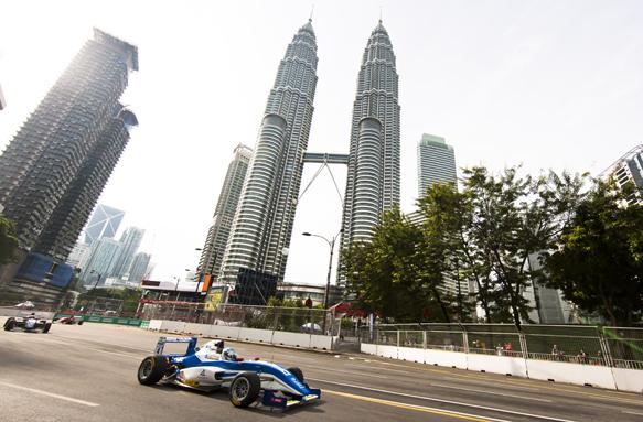 Formula Masters China, KL