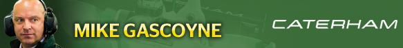 Gascoyne Caterham LM